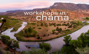 photography workshops in chama, new mexico