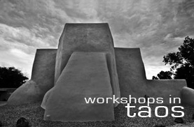 photography workshops in Taos, New Mexico